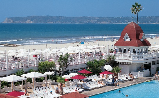 Home City Hotel Del Coronado Delcoronado Beachphoto2 Pool