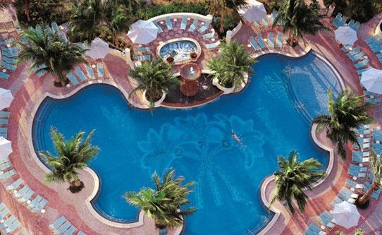 Loewsmiamibeachphoto3 Loews Miami Beach Hotel Swimming Pool Loewsmiamibeachphoto2