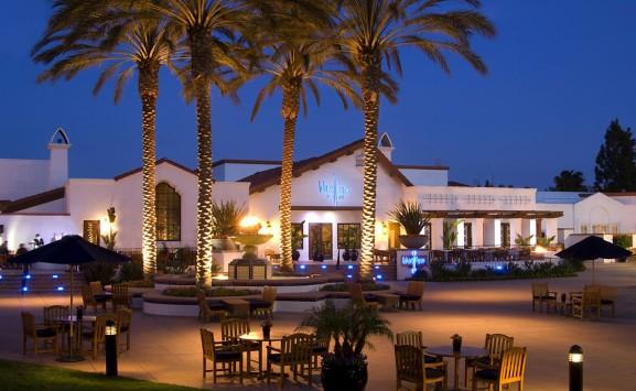 omni la-costa-resort-blue-fire-restaurant